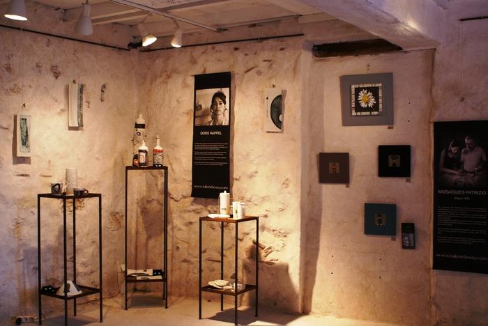 Journées du patrimoine 2018 - Exposition d'Emanuel Curt et Max Merlo