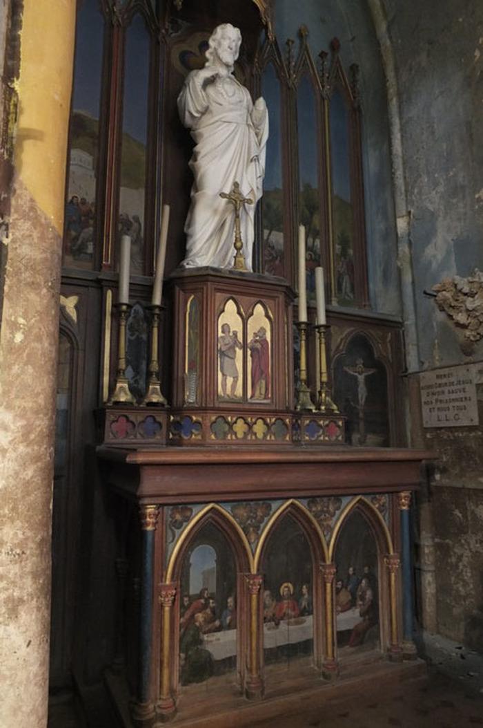 Journées du patrimoine 2018 - Exposition d'objets religieux.