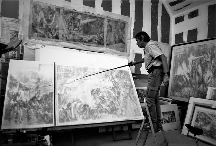 Journées du patrimoine 2018 - Exposition de l'artiste Renaud Archambault de Beaune