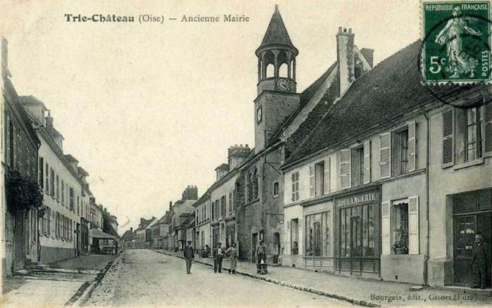 Journées du patrimoine 2017 - Exposition de cartes postales anciennes sur Trie-Château et ses environs