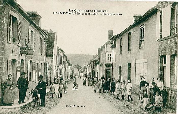 Journées du patrimoine 2018 - Exposition de photographies anciennes de Saint-Martin d'Ablois