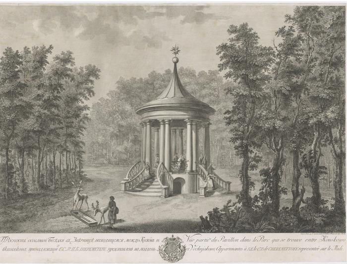 Crédits image : Château de Kouskovo