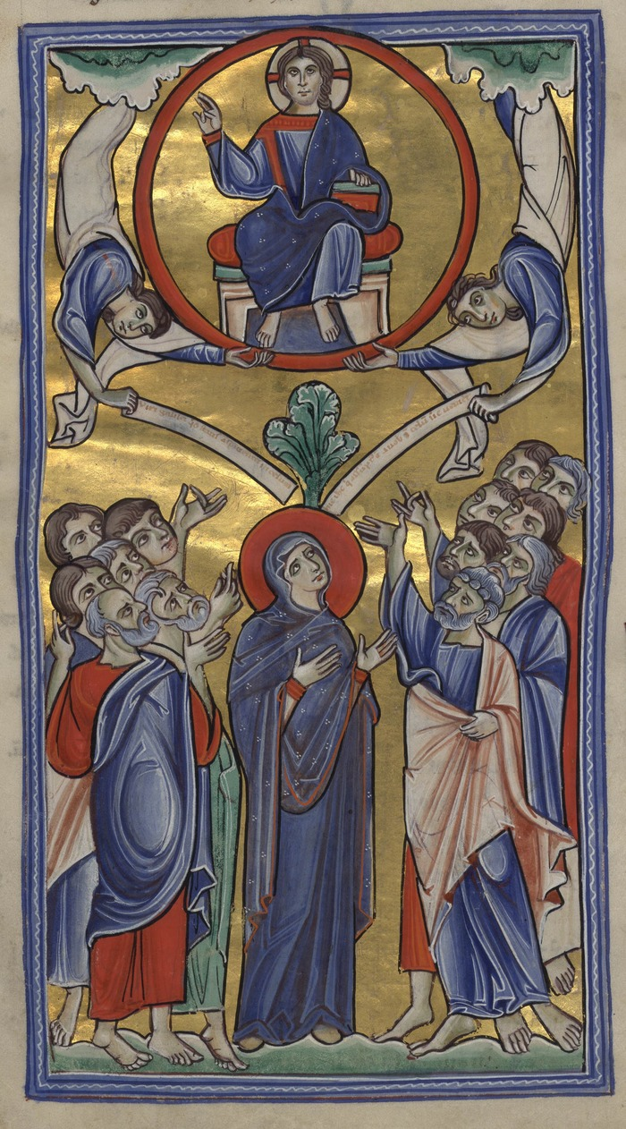 Journées du patrimoine 2018 - Exposition de la bible de Souvigny