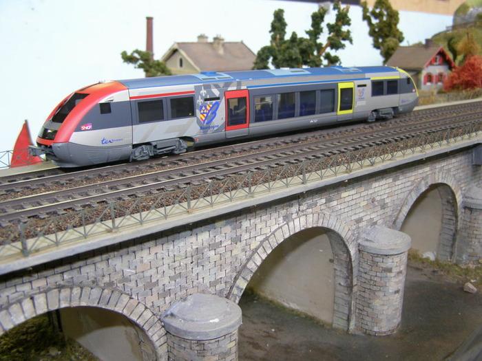 Journées du patrimoine 2018 - Exposition de modélisme ferroviaire à Migennes
