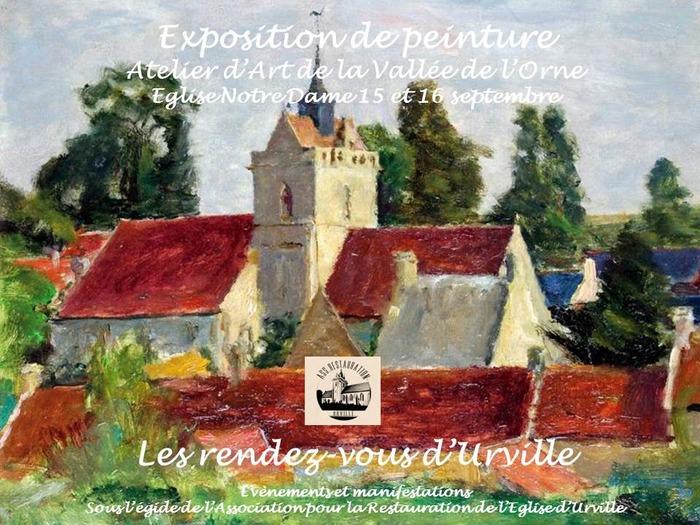 Journées du patrimoine 2018 - Visite libre de l'église d'Urville