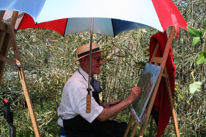 Journées du patrimoine 2018 - Exposition de peintures par Renaissance et Culture