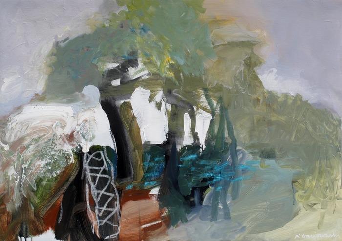 Journées du patrimoine 2018 - Exposition exceptionnelle de peintures de Nicolas Gasiorowski