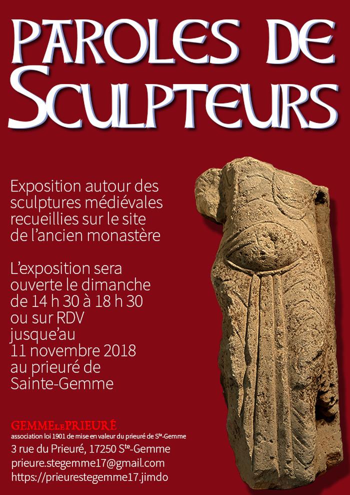 Journées du patrimoine 2018 - Exposition de sculptures médiévales