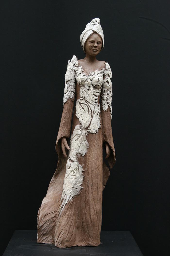 Journées du patrimoine 2018 - exposition de Sculptures Catherine Plessis