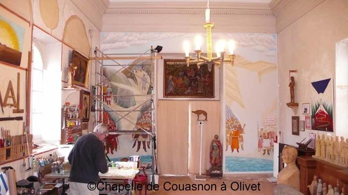 Crédits image : Chapelle de Couasnon