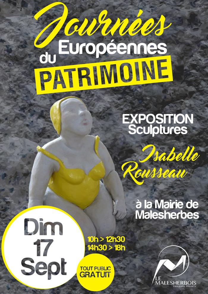 Journées du patrimoine 2017 - La ville Le Malesherbois ouvrira les portes de l'Hôtel de Ville de Malesherbes