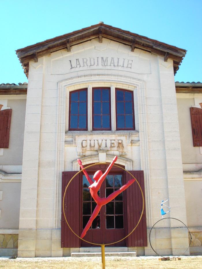 Journées du patrimoine 2018 - Exposition de sculptures