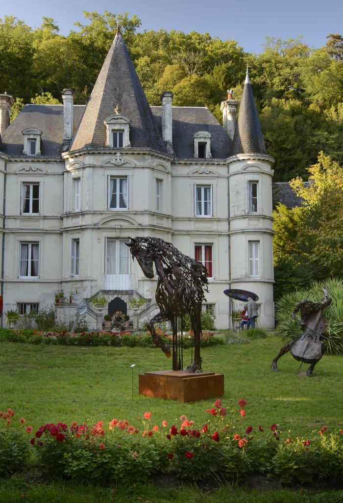 Journées du patrimoine 2017 - Exposition de sculptures