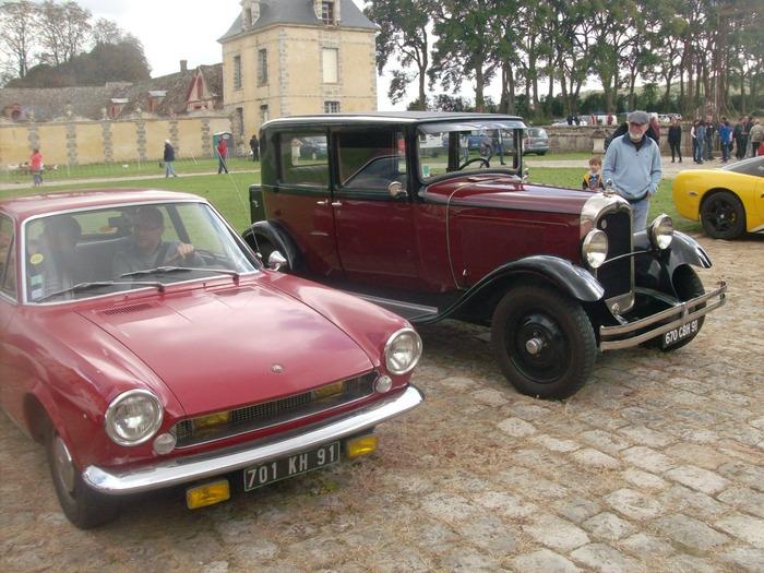 Journées du patrimoine 2018 - Exposition de voitures anciennes et de collection