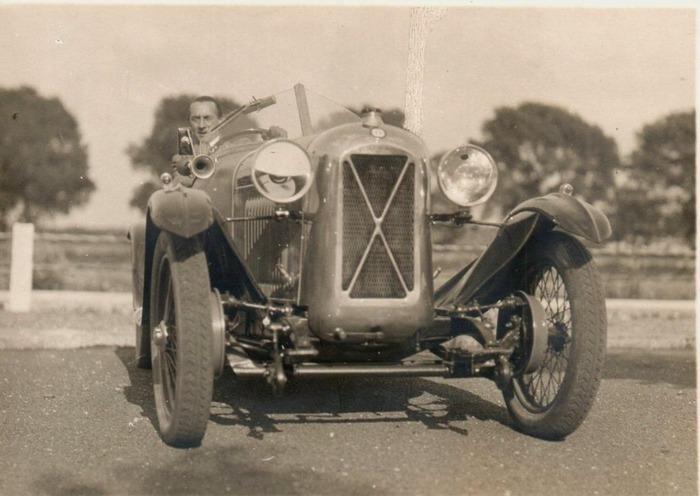Journées du patrimoine 2018 - Exposition de voitures anciennes Salmson