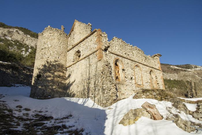 Journées du patrimoine 2018 - Exposition-Découverte du château de Lesdiguières au Glaizil