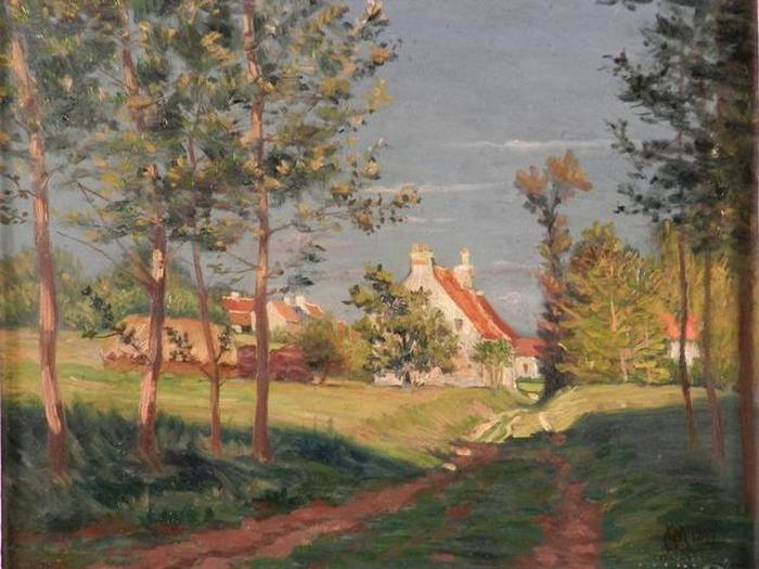 Crédits image : Musée Gatien-Bonnet