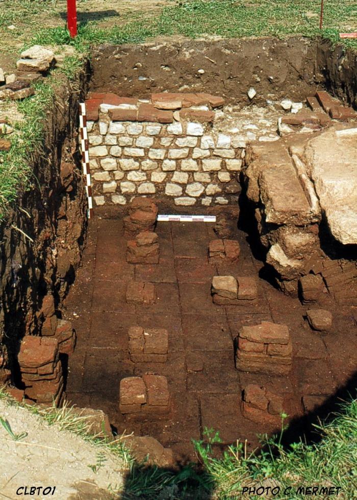 Journées du patrimoine 2019 - Exposition des fouilles du Boisson