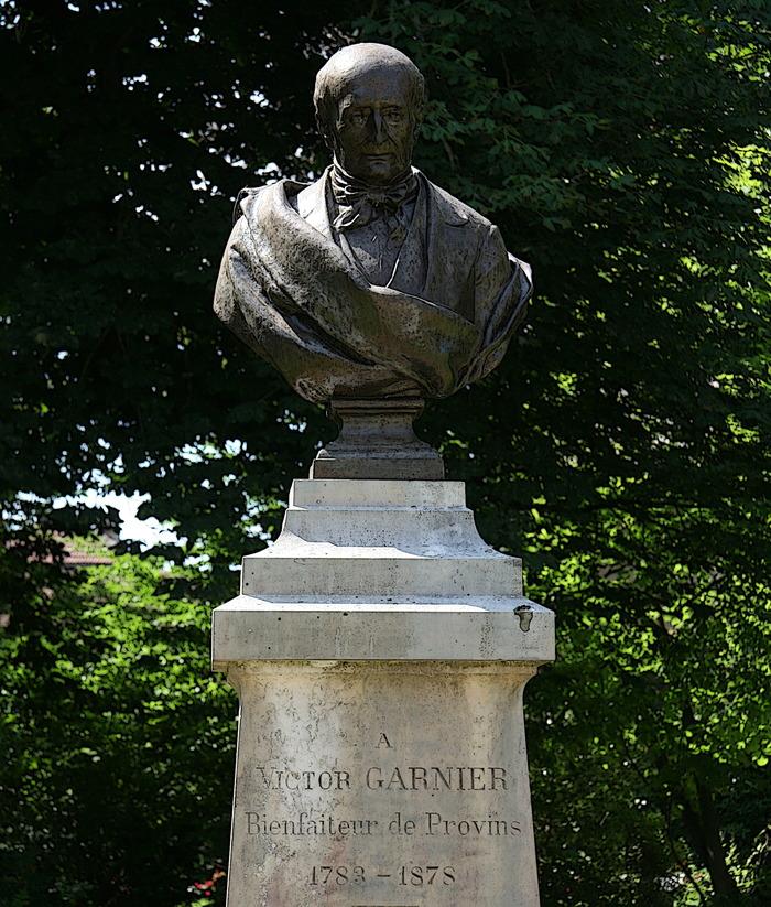 Journées du patrimoine 2018 - Exposition-dossier : «Victor Garnier, bienfaiteur et mécène de Provins (1783-1878) »