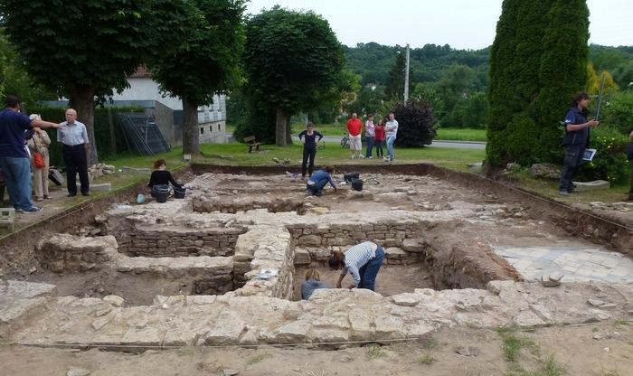 Journées du patrimoine 2018 - Exposition du mobilier archéologique de l'ancienne église de Bliesbruck