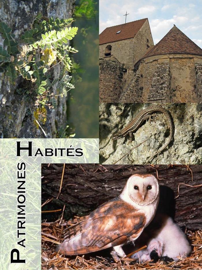 Journées du patrimoine 2018 - Exposition du Parc Naturel Régional de la Haute Vallée de Chevreuse