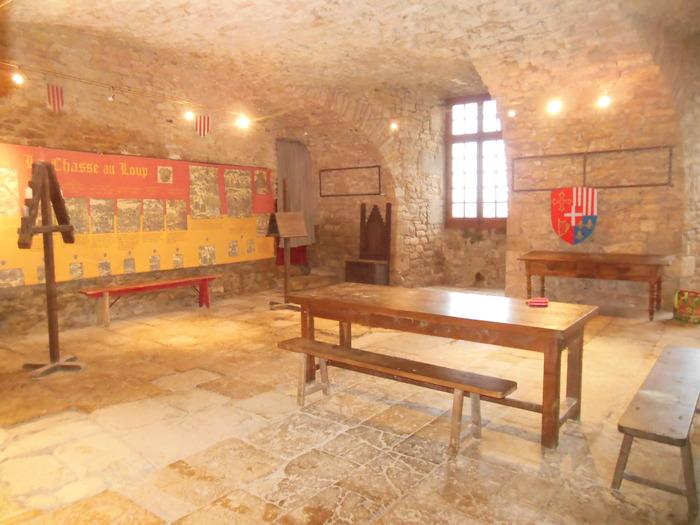 Journées du patrimoine 2018 - Exposition en visite libre sur la cuisine médiévale et XVIIème siècle