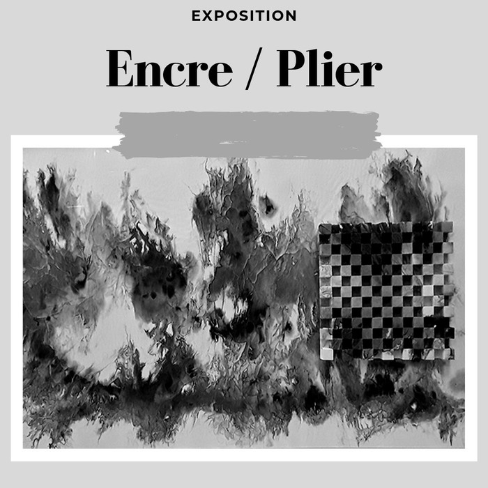 Exposition - Encre / plier