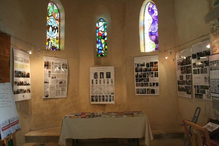 Journées du patrimoine 2018 - Exposition: Est-ce l'heure du leurre?