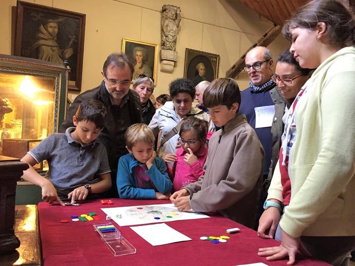 Journées du patrimoine 2018 - Exposition et ateliers autour de jeux de société anciens