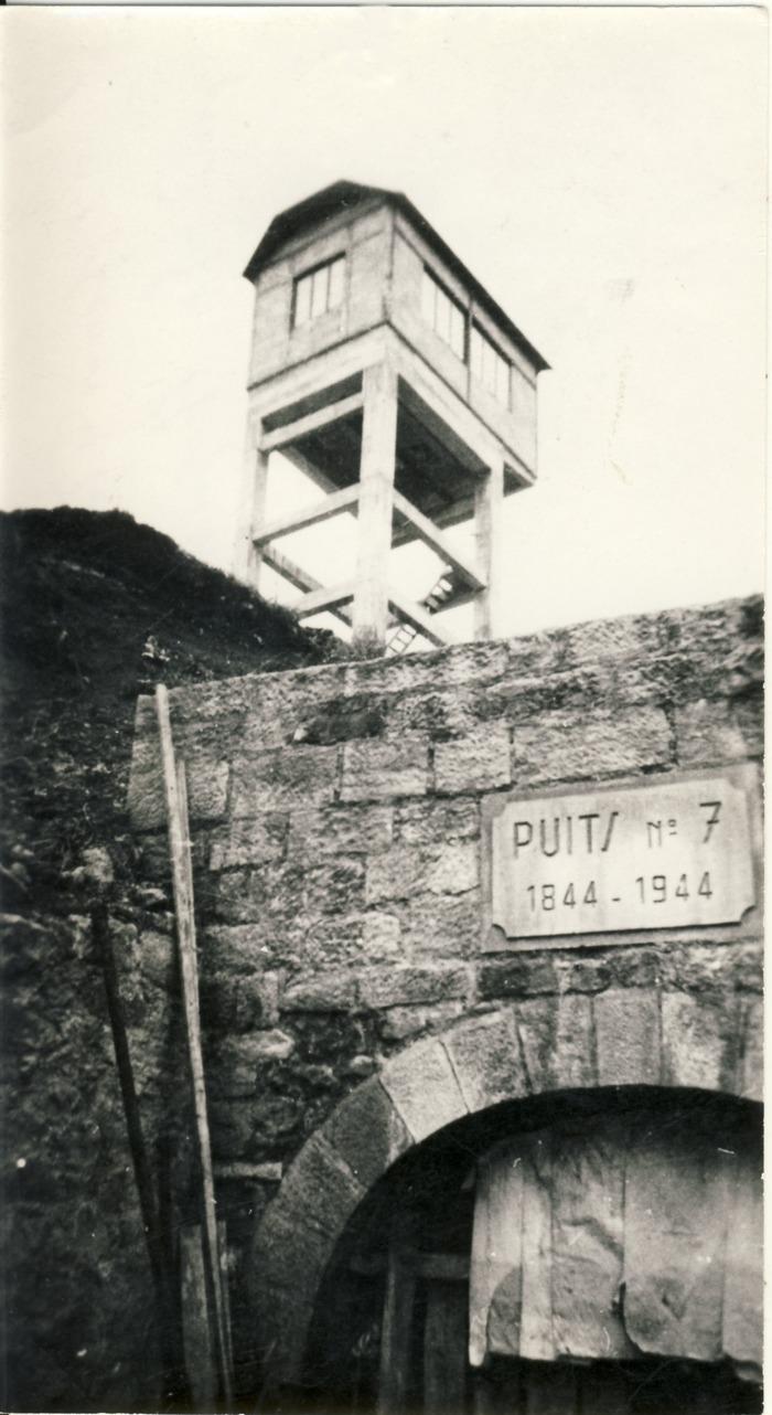 Crédits image : Association Mémoire des Mineurs et Mines de La Chapelle-sous-Dun