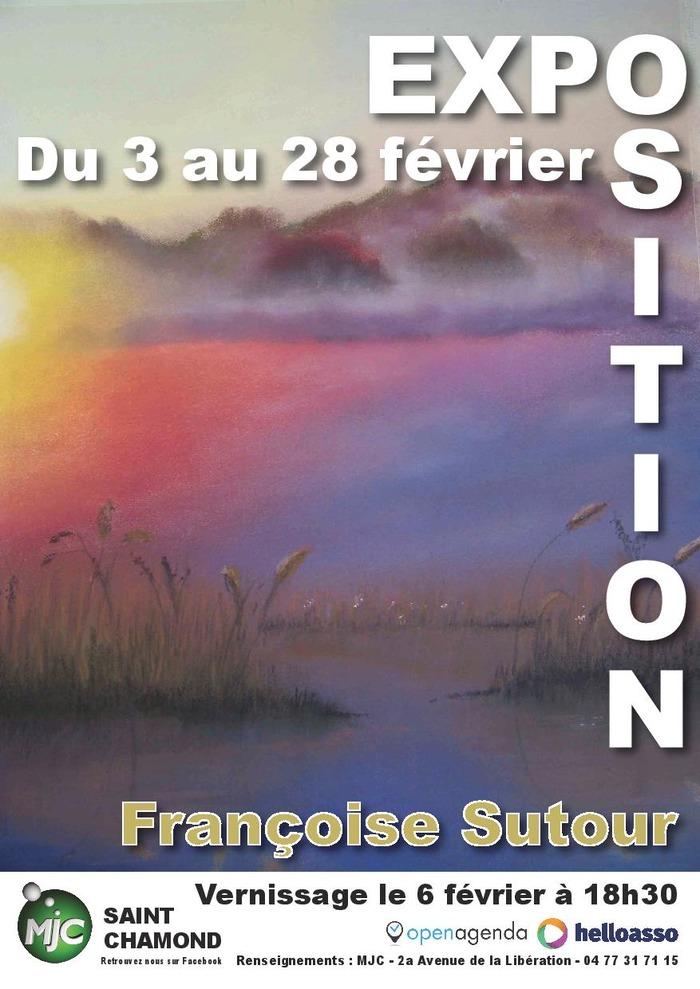 Exposition : Françoise Sutour