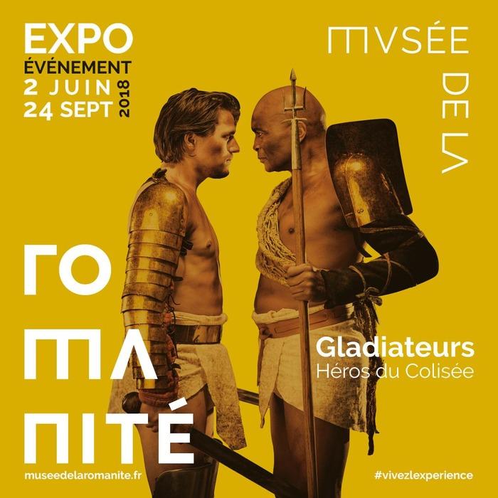 Exposition Gladiateurs, Héros du Colisée