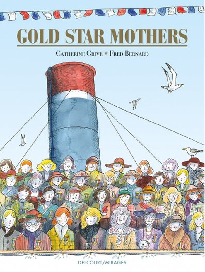 Exposition Gold star mothers