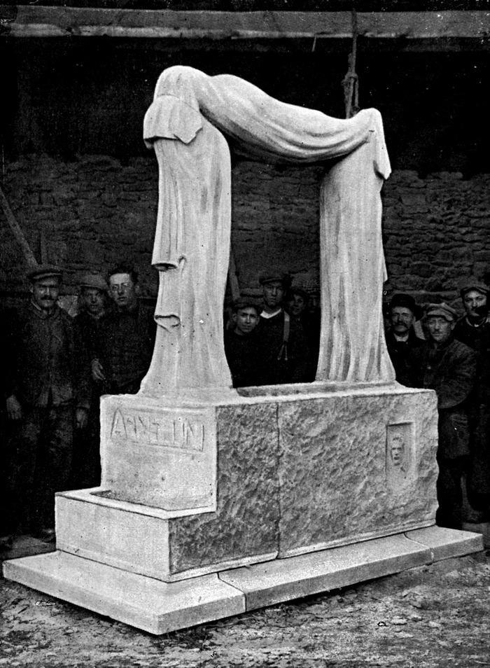 Journées du patrimoine 2018 - Exposition «Histoire d'un monument d'exception : le monument Armellini.