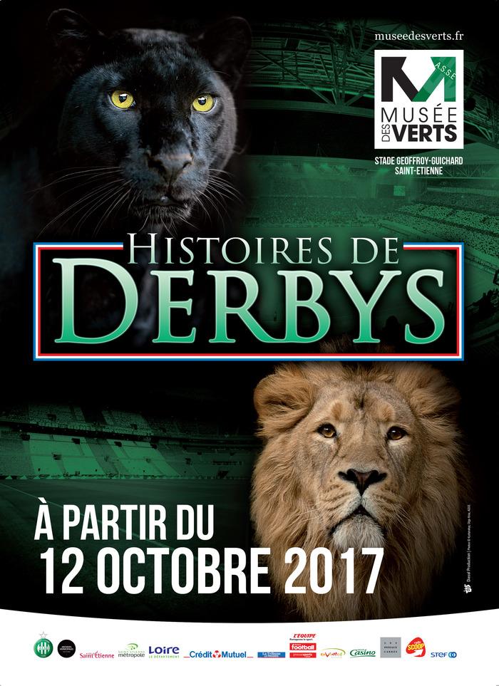 Journées du patrimoine 2018 - Exposition « Histoires de derbys ».