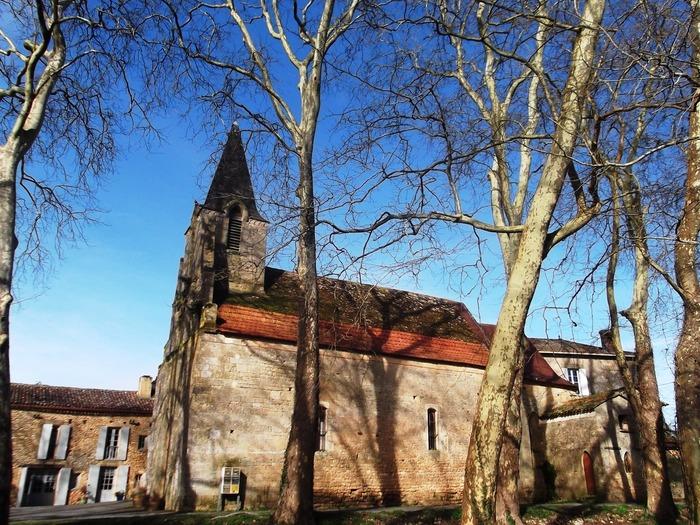 Journées du patrimoine 2018 - Exposition historique du village dans l'église de Vicq