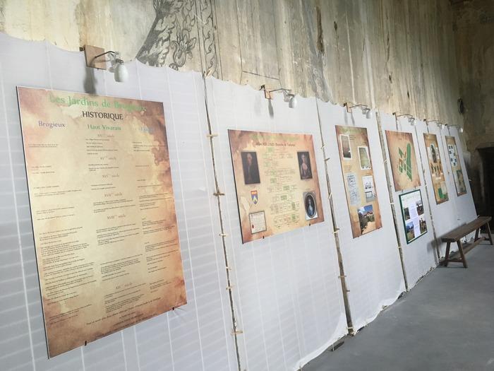 Journées du patrimoine 2018 - Exposition d'archives historique.