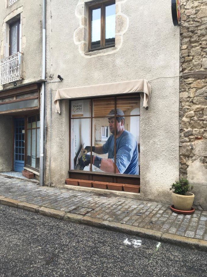 Journées du patrimoine 2018 - Exposition «Ils font le chantier»..