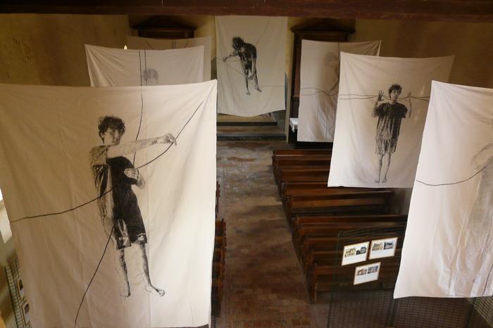 Journées du patrimoine 2017 - Exposition In Situ