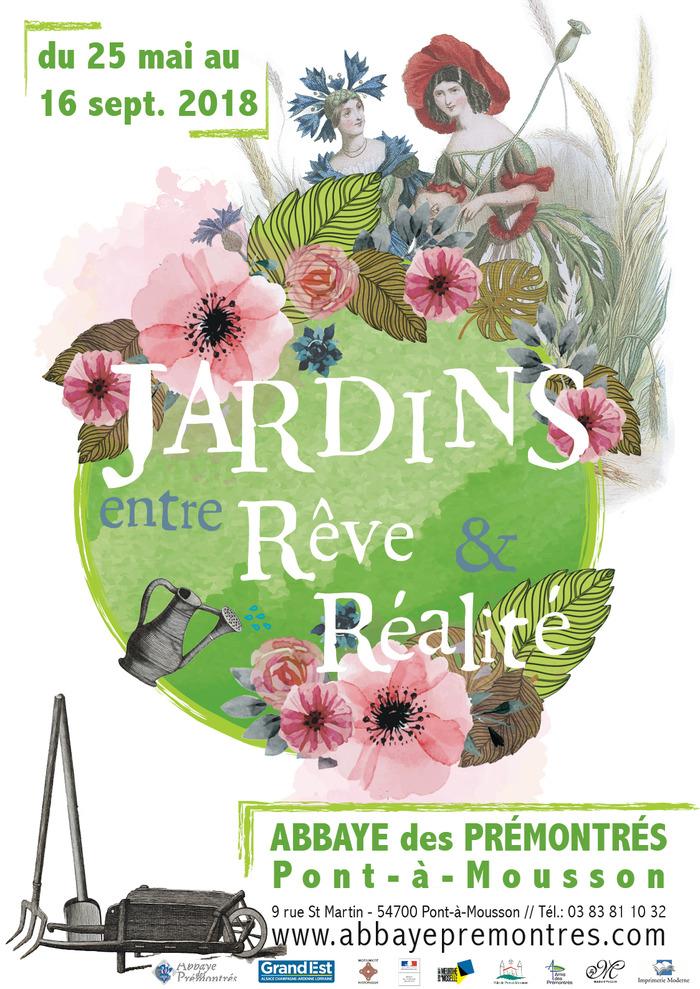 Journées du patrimoine 2018 - Exposition « Jardins entre rêve et réalité », dernier jour !