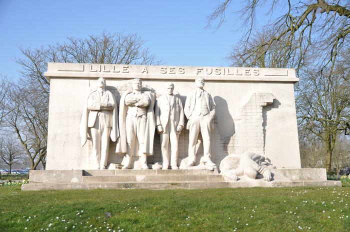 Journées du patrimoine 2018 - Exposition « La mémoire de la Grande Guerre à Lille »