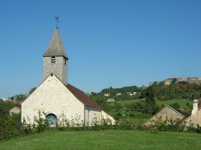 Journées du patrimoine 2019 - Visite libre de l'église Notre-Dame de Brevoines et de l'exposition sur son histoire.