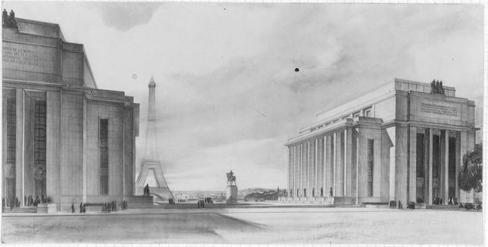 Journées du patrimoine 2018 - Exposition : Léon Azéma. L'Architecture, un art du partage