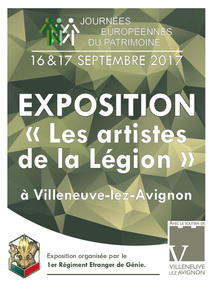 Journées du patrimoine 2017 - Exposition