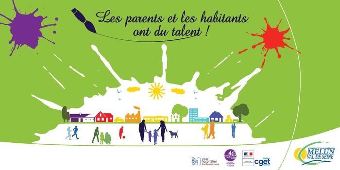Journées du patrimoine 2018 - Exposition : Les parents et les habitants ont du talent !