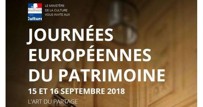 Journées du patrimoine 2018 - Exposition : Les valeurs de l'Union européenne