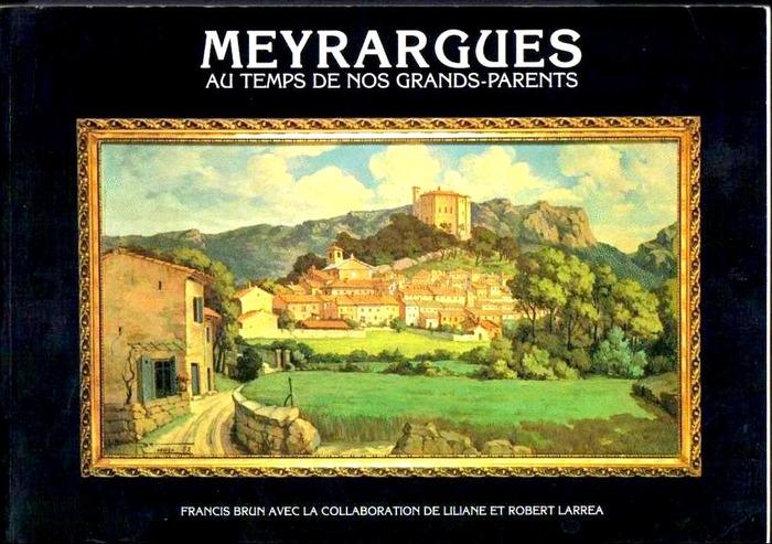 Journées du patrimoine 2018 - Exposition : « Meyrargues écrit part en voyage en ses décors »