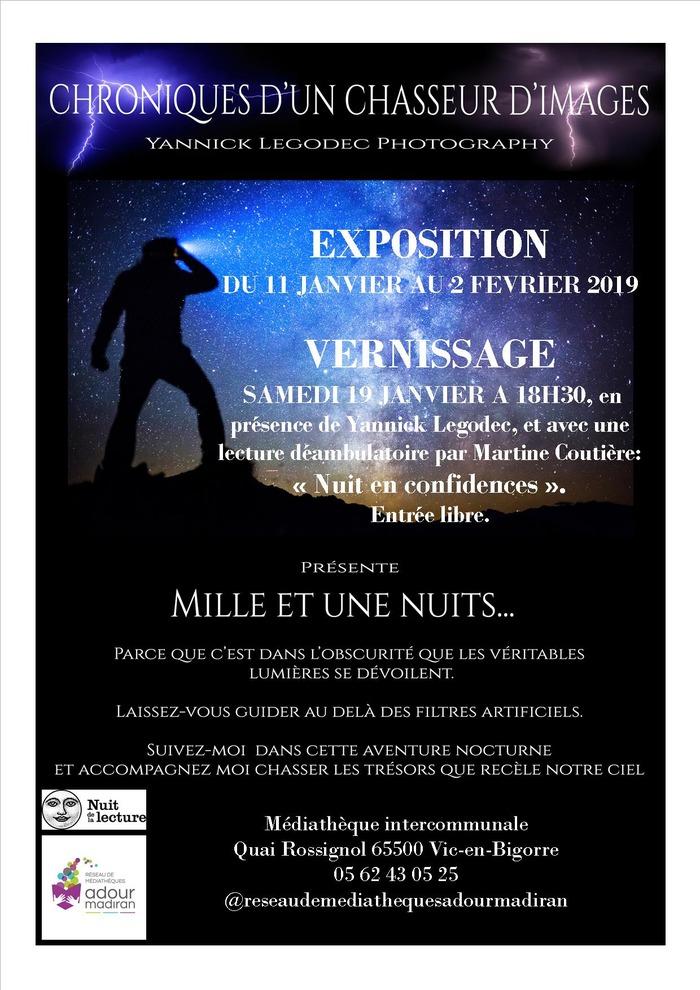 Exposition Mille et une Nuit