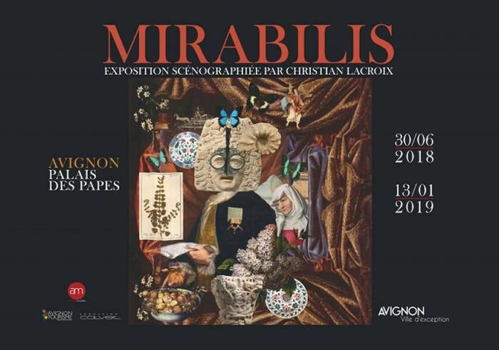 Journées du patrimoine 2018 - exposition Mirabilis