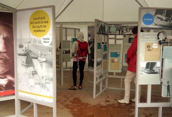 Journées du patrimoine 2018 - Exposition Mousig Bihan